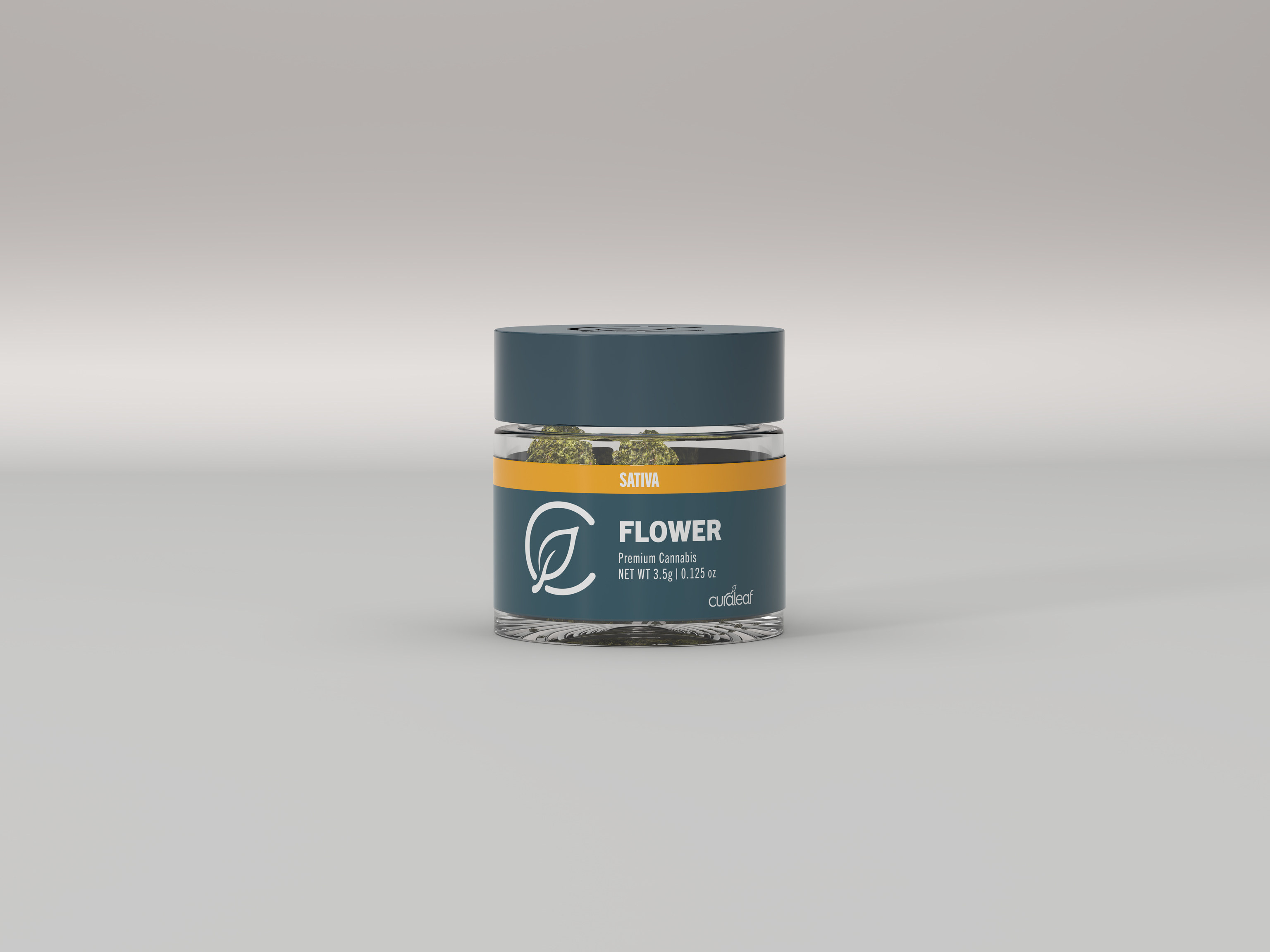 Curaleaf PrePack (3.5g) Pineapple Express (Medicinal use)