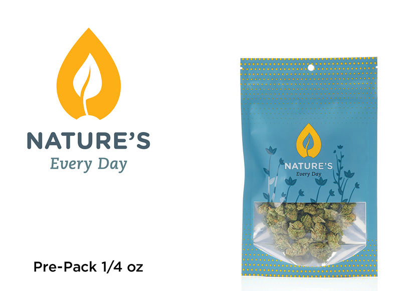 Nature's PrePack (1/4oz) Critical Jack (Medicinal use)
