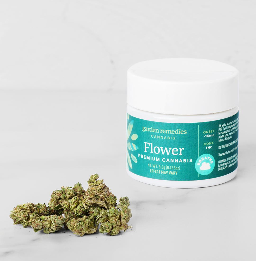 Garden Remedies PrePack (3.5g) Big D Energy (Medicinal use)
