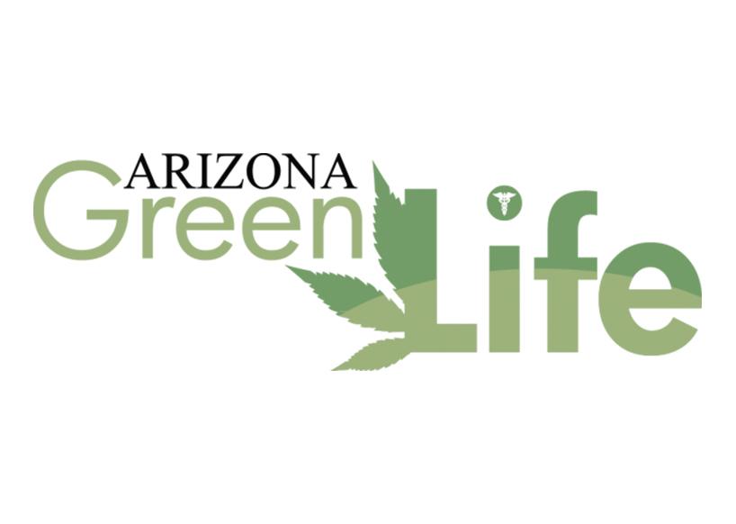 Arizona Green Life Pain Rub (500mg) CBD (Recreational use)