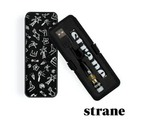 Strane Vape (500mg) LA Confidential w/ Battery (Medicinal use)