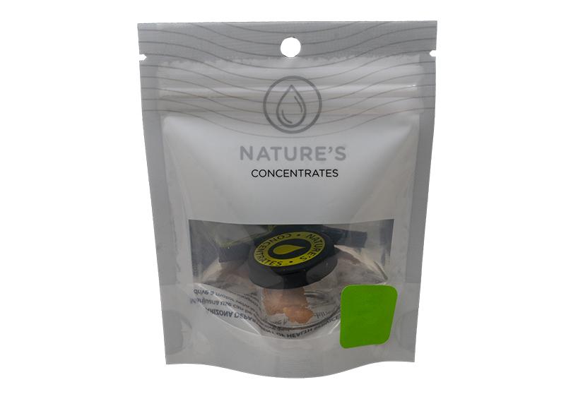 Nature's Budder (1.0g) Peach Freeze (Medicinal use)