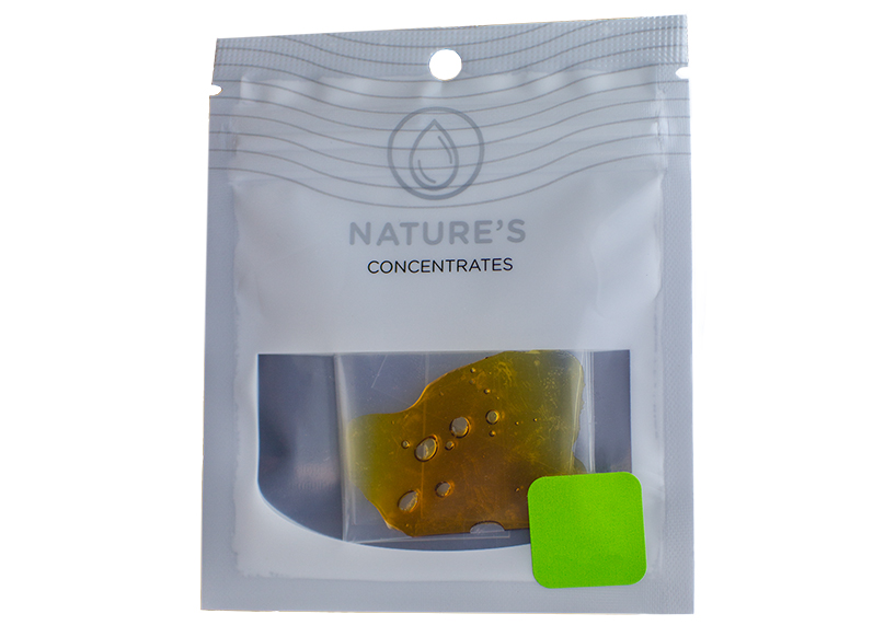 Nature's Shatter (1.0g) Pineapple Express (Medicinal use)