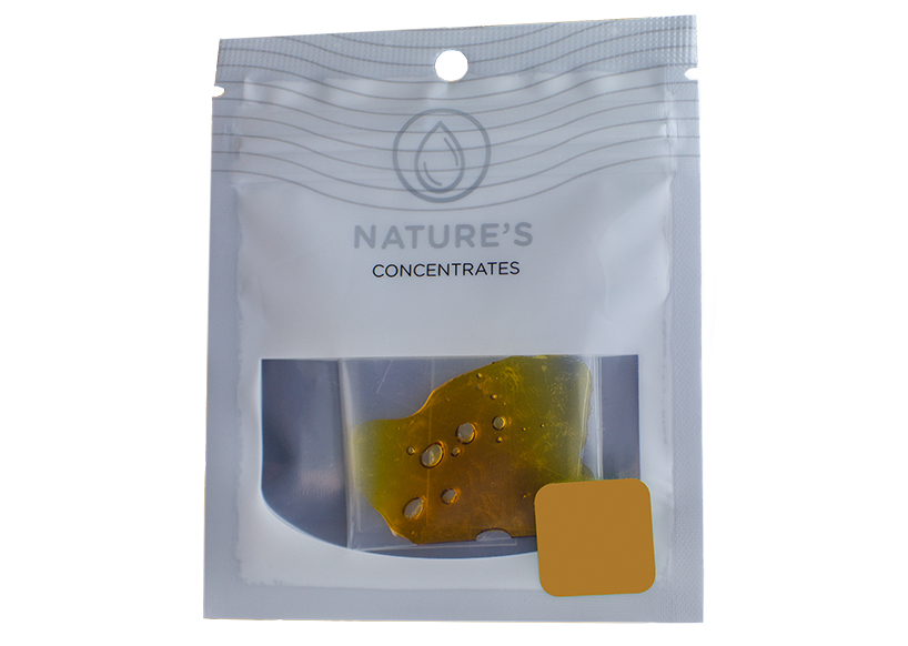 Nature's Shatter (1.0g) Sweet Cheese (Medicinal use)