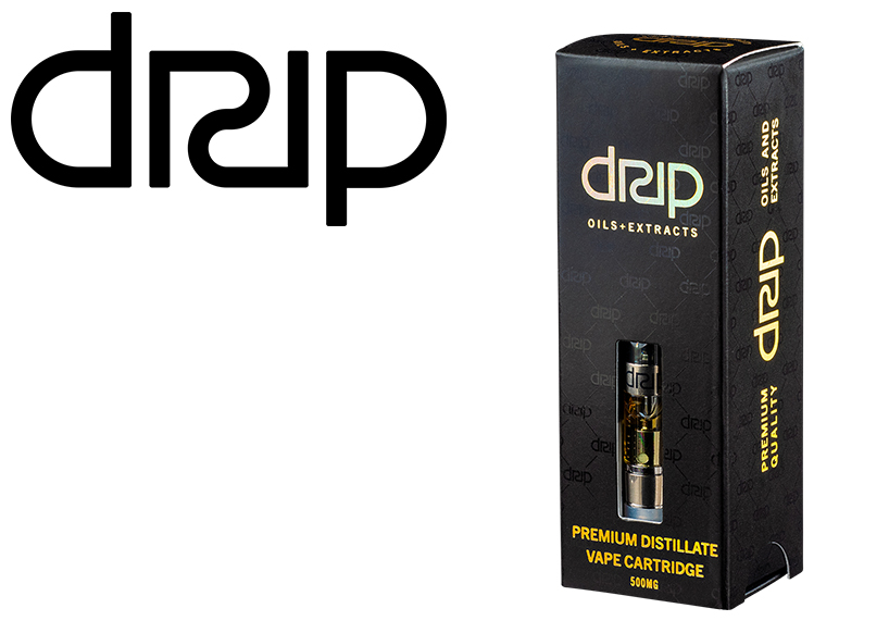 DRIP CCELL Cartridge (0.5g) Fruity Pebbles (Recreational use)