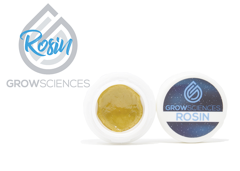 Grow Science Live Hash Rosin Badder T1 (1.0g) Bloom Mystery Tep x Melted Srawberries (Recreational use)