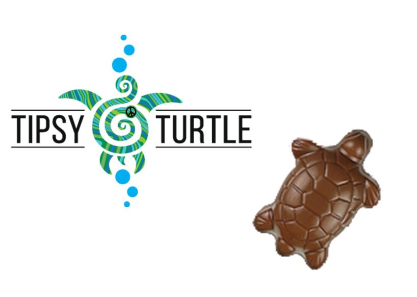 Tipsy Turtle (500mg) Glazed Pecans (Medicinal use)