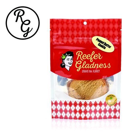 Reefer Gladness Cookie (100mg) Peanut Butter (Medicinal use)