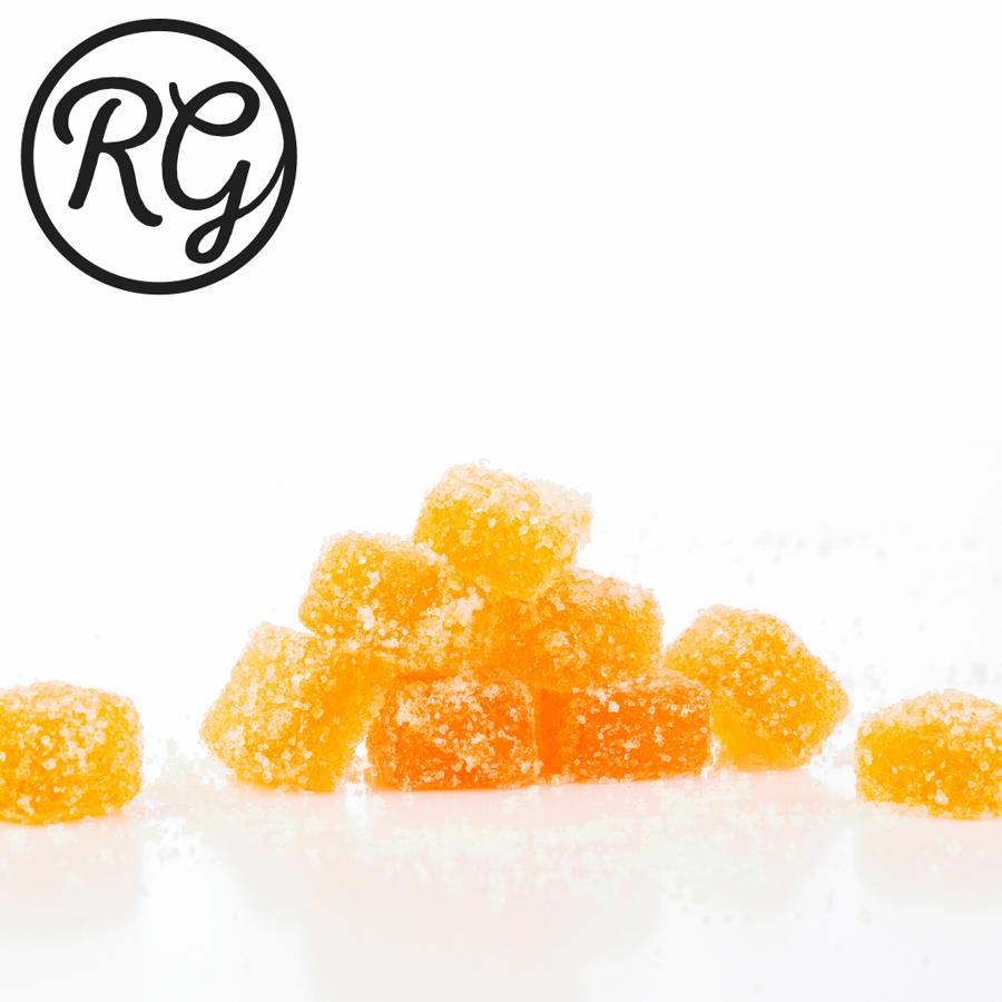 Reefer Gladness Gummies (MED) Citrus Blast  - High Dose (Medicinal use)