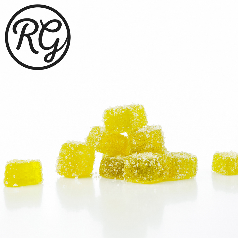 Reefer Gladness Gummies (100mg) Coconut Lime - Large