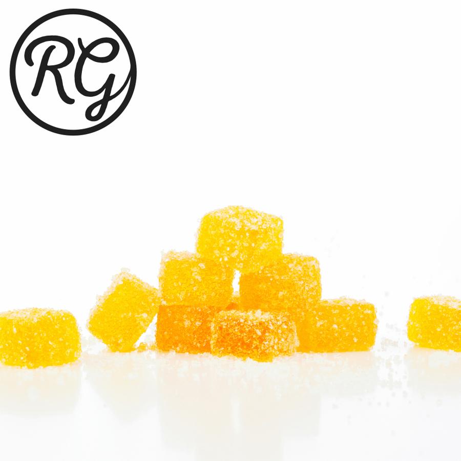 Reefer Gladness Gummies (MED) Tropical Fruit - High Dose (Medicinal use)