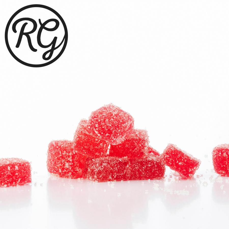 Reefer Gladness Gummies (25mg) Watermelon Cooler - Mini